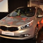 Kia ceed SW Salone di Ginevra 2012 09