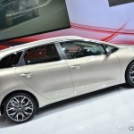 Kia ceed SW Salone di Ginevra 2012 15