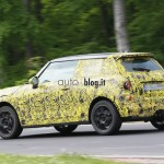 Spy - Nuova Mini Cooper 2013 01