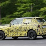 Spy - Nuova Mini Cooper 2013 06