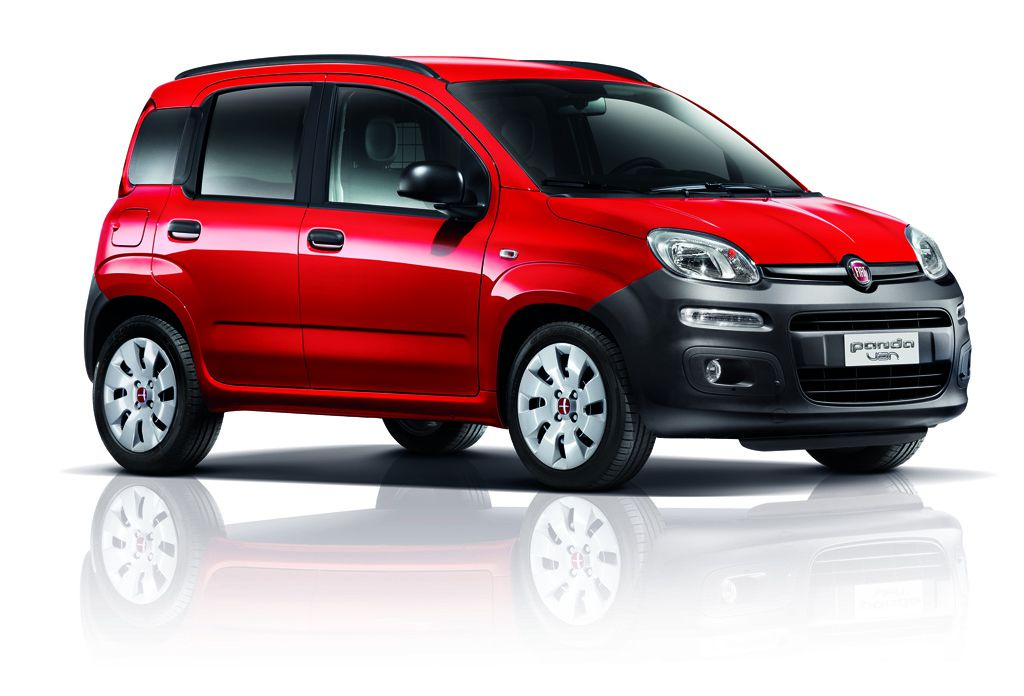 Nuova Fiat Panda Van 2013 02 Autontheweb It
