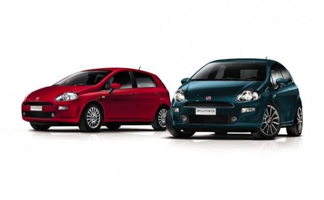 Fiat Punto 2013 01