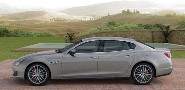 Maserati Quattroporte 2013 03