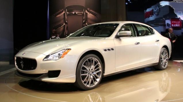 Maserati Quattroporte 2013 06