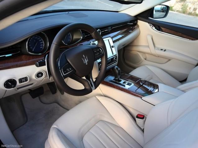 Maserati Quattroporte 2013 10