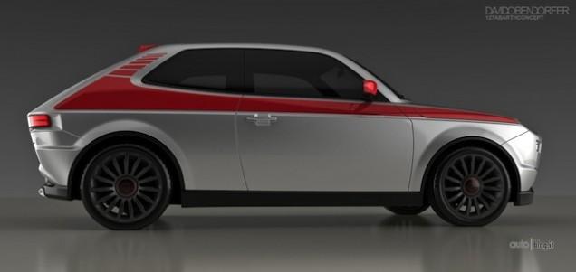 Fiat 127 Concept 2014 12
