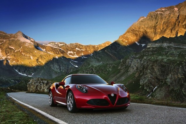 Alfa Romeo 4C - 03