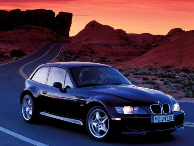 Bmw Z3 Coupe 03