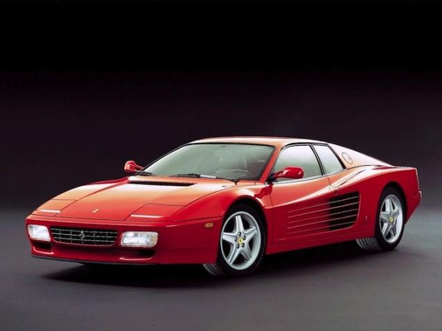 Ferrari Testarossa 01