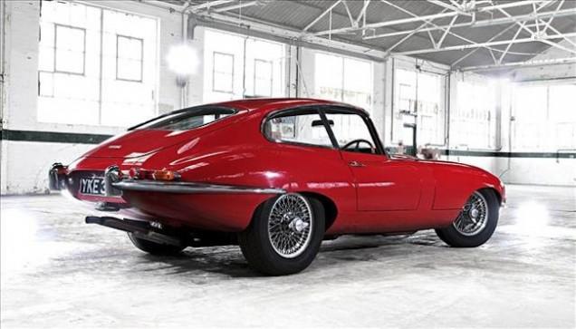 Jaguar E-Type 03