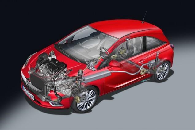 Opel Corsa 2015 10