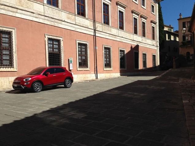 Fiat 500X 2014 01