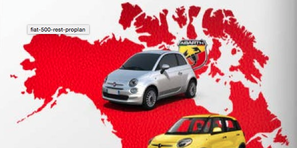 Fiat 500 restyling 2015 01