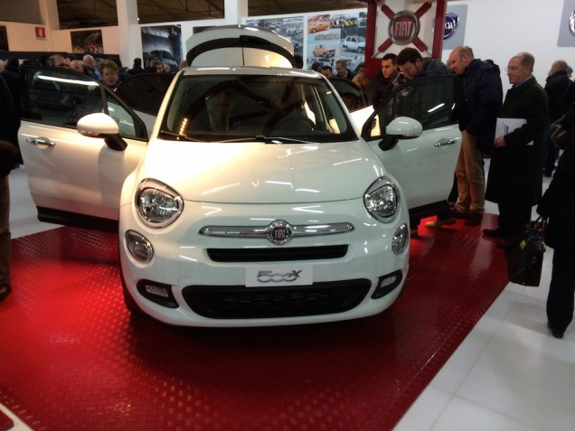 Fiat 500X - Cocktail Lunch Mocauto 2015 24